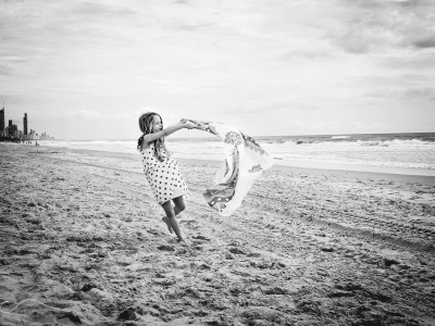 Beautiful Beach Portraits in Sydney: Cherish this Day 10th October.