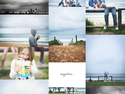Together - Family Portrait session in Sydney