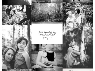 The beauty of motherhood project: Mummy and me sessions in Sydney.